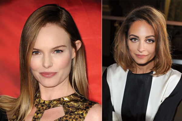 Kate Bosworth and Nicole Richie; Photos by Getty Images