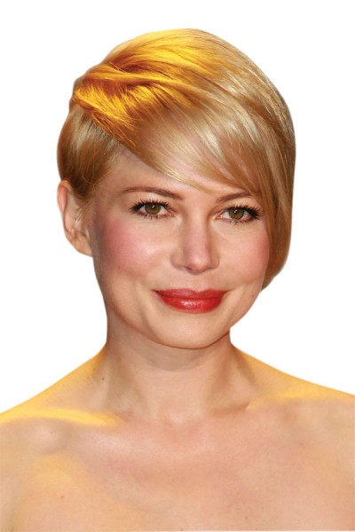 Michelle Williams; Photo by Getty Images