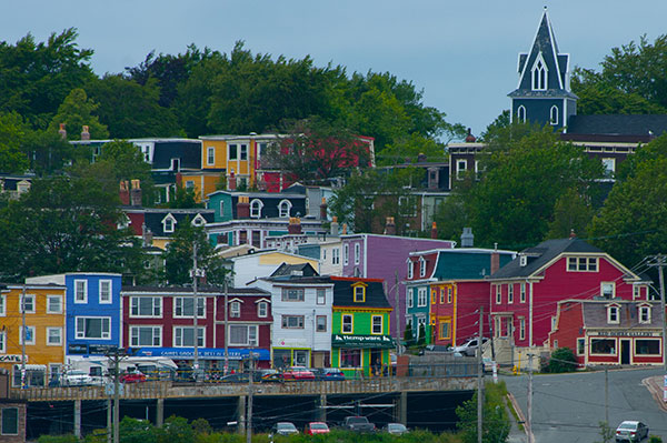 Colourful Houses by Shane Kennedy/myshutterspace.com