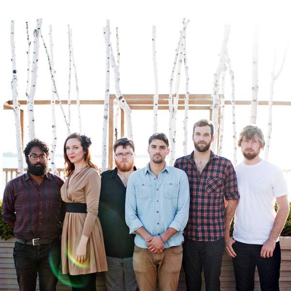 Hey Rosetta! will be playing at the George Street Festival on August 5