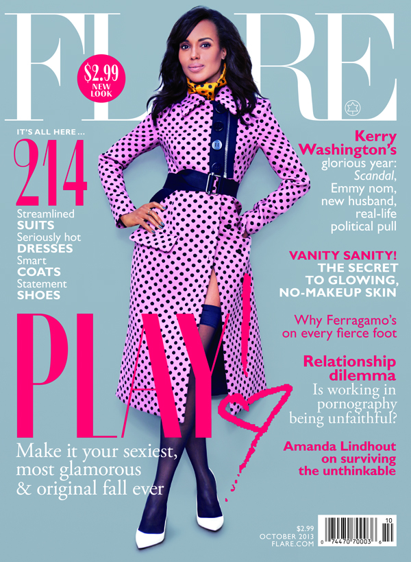 Kerry Washington Cover