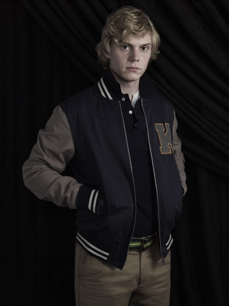 Evan Peters in American Horror Story: Coven; Photo courtesy of Rogers Media