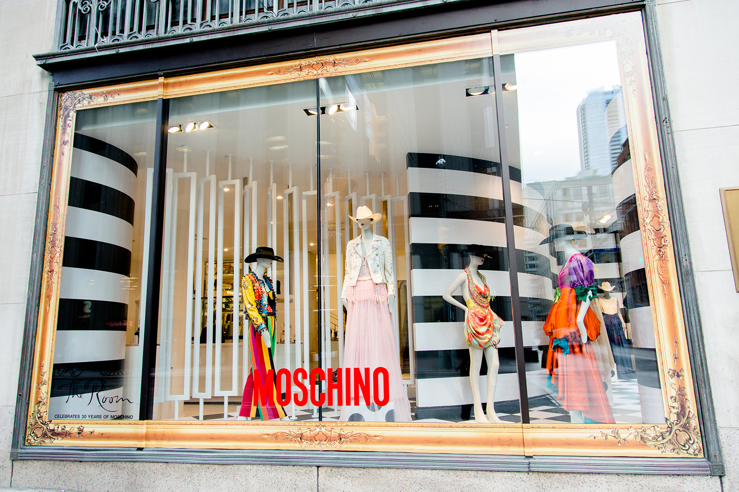 <b>Moschino: For Fashion Victims Only</b>
