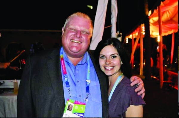 Crack Reporter The Scoop On Rob Ford From Robyn Doolittle