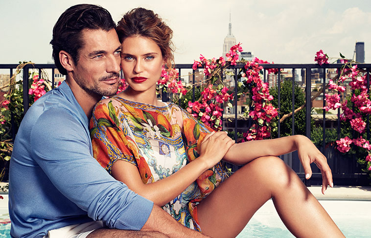 Flare Directs A Dolce And Gabbana Light Blue Photo Shoot