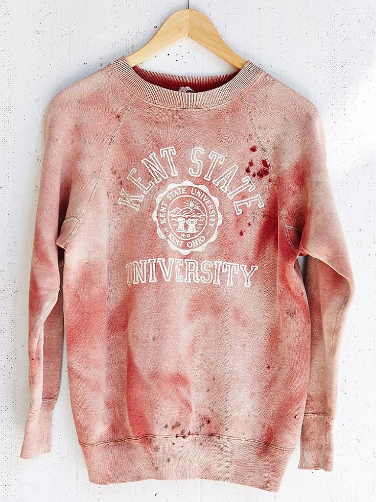 Urban Outfitters 'Kent State' sweatshirt