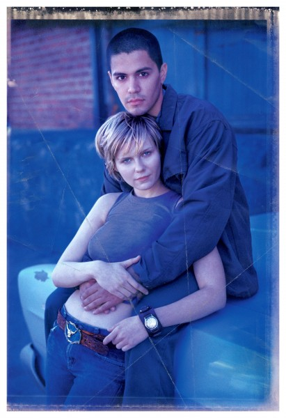 Kirsten Dunst and Jay Hernandez in Crazy/Beautiful (Photo: Touchstone/courtesy Everett Collection)