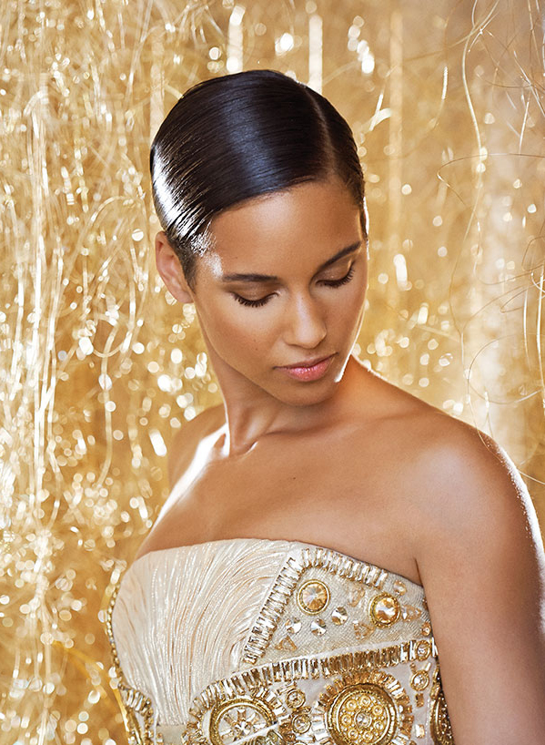 Givenchy Flare Dahlia Campaign Ever Alicia Keys' Divin First Beauty nwOXN0P8k