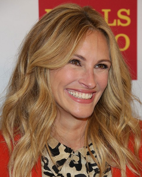 Julia Roberts at 10th Annual GLSEN Respect Awards (Photo by Jim Smeal/BEImages)