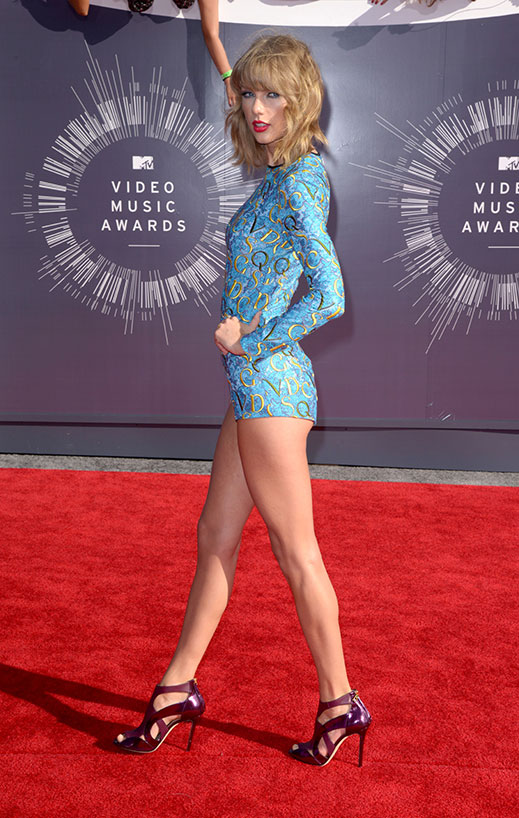 Style Rewind Taylor Swift S 5 Best Red Carpet Looks Ever Flare