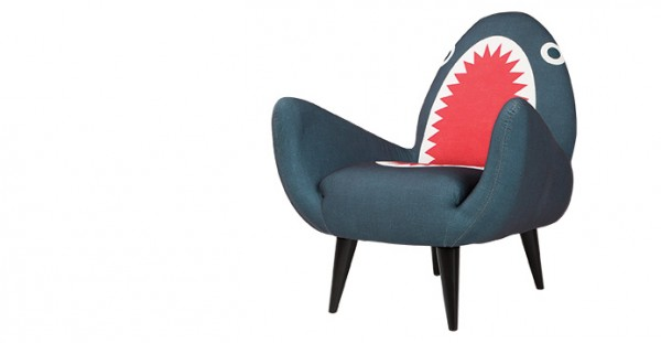 Rodnik Band Shark Chair
