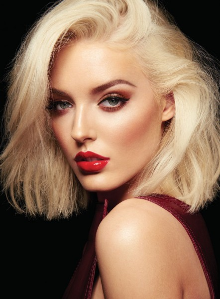 See 5 Exclusive Beauty Looks By Makeup Artist Charlotte