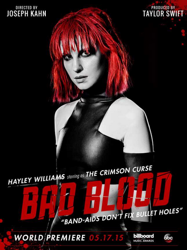 Hayley Williams Bad Blood