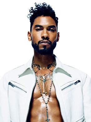 Miguel Talks Love, Lust and Panty-Dropping Tracks