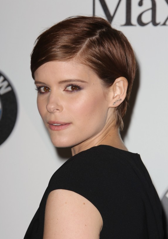 Short Brown Haired Actresses Brown Hairs