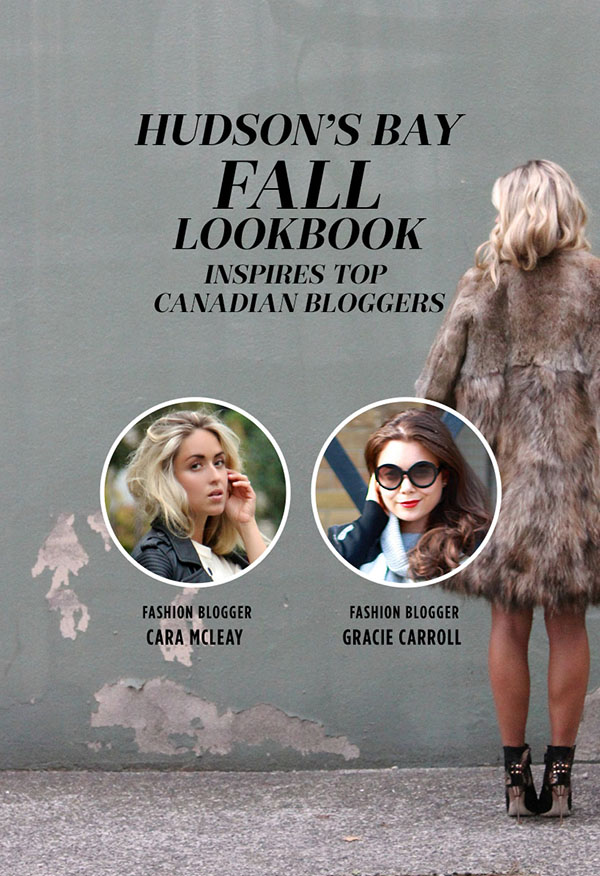 Canadian Bloggers Recreate 4 Looks Worthy of Fall