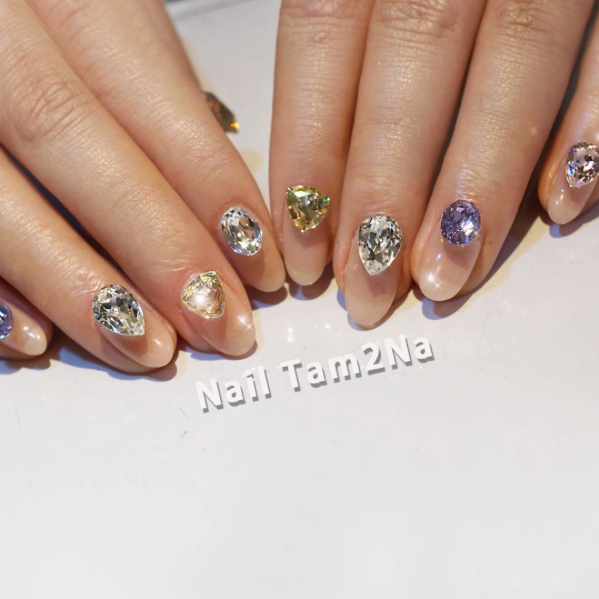 10 salons to follow on insta for korean nail art flare 5 prinsesfo Image collections