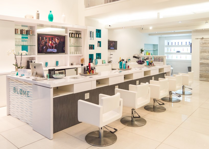 Montreal's Blome is our top picks for the best blowout salons in Canada