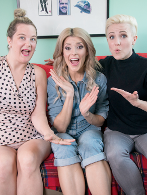 grace helbig and hannah hart
