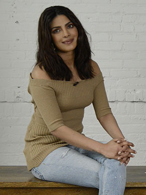 Priyanka Chopra interview