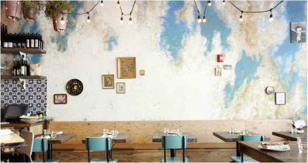Gorgeous restaurant interiors dreamed up by Amanda