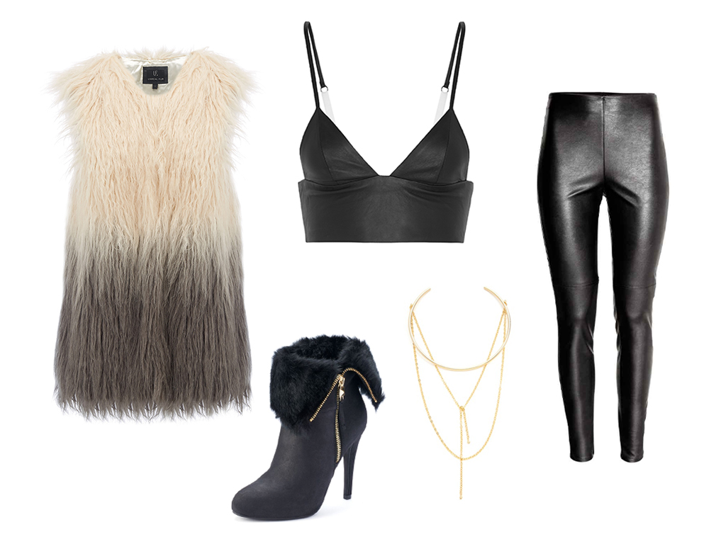 <b>The Bougie Fur Vest</b>