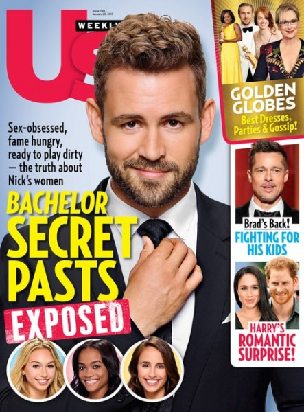 Bachelor secrets we learned from this week's Us Weekly