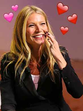 Hey Gwyneth Paltrow, Valentine's Day doesn't always have to be planned by the guy