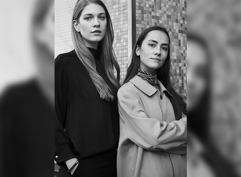 Danish design duo Saks Potts is taking over fashion week