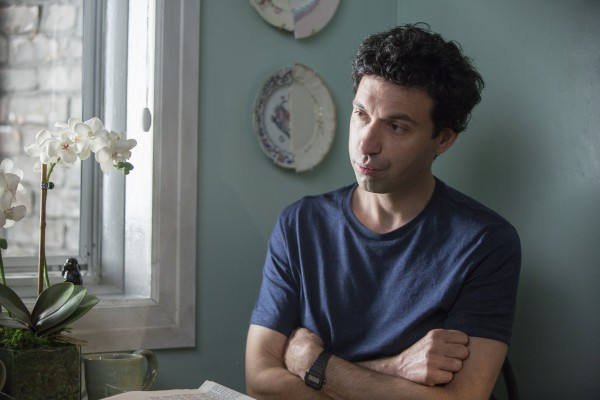Alex Karpovsky (Ray) discusses his Girls sex scenes