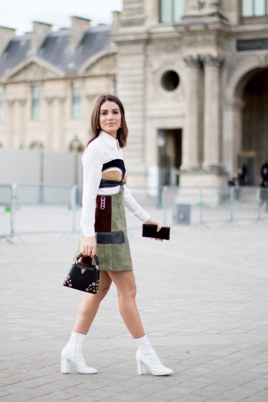 Paris Street Style Fall 2017 Our Fave Looks From Fashion Week