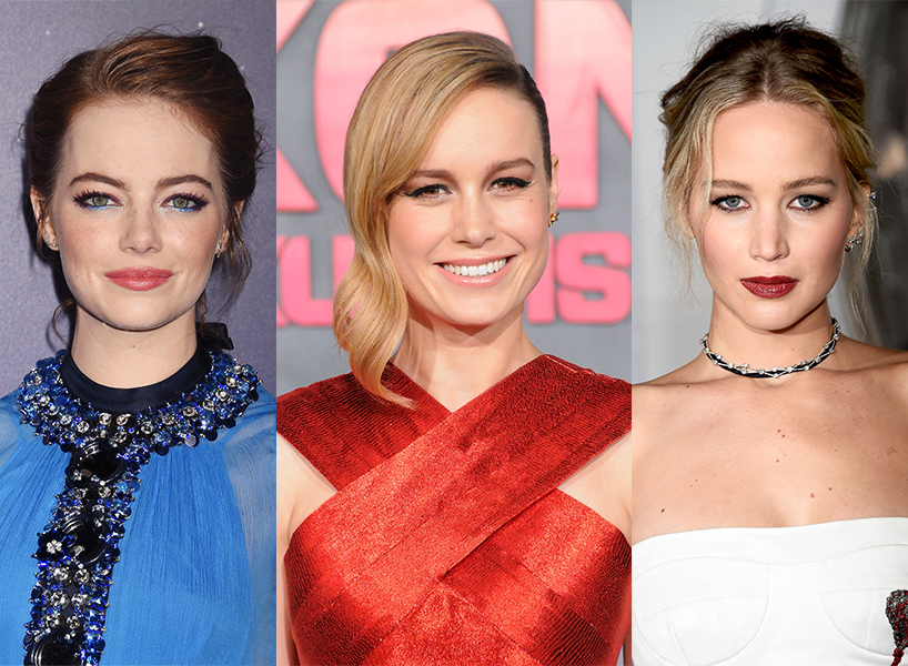 Jennifer Lawrence, Brie Larson and Emma Stone bestieship: How it saved Brie Larson's life