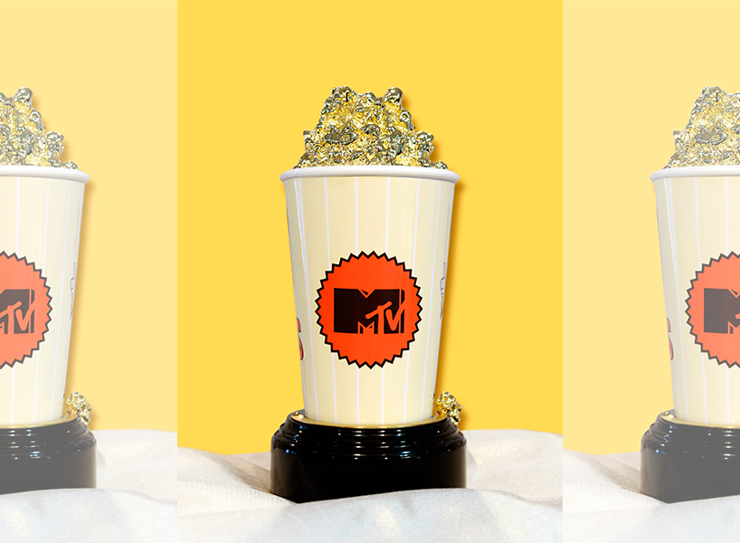 MTV Movie Awards trophy