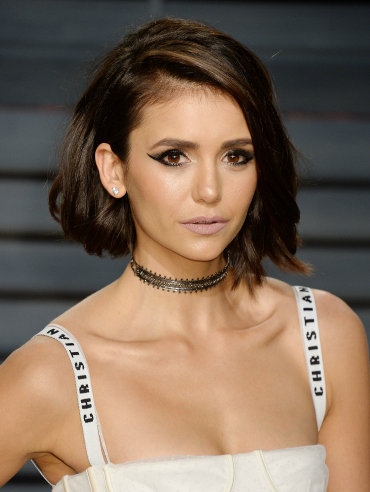 Short hair styles: Nina Dobrev's chop is your short hair style inspo
