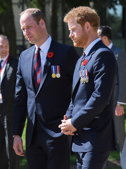 Earlier this week, both Prince Harry and Prince William made candid statement about mental health
