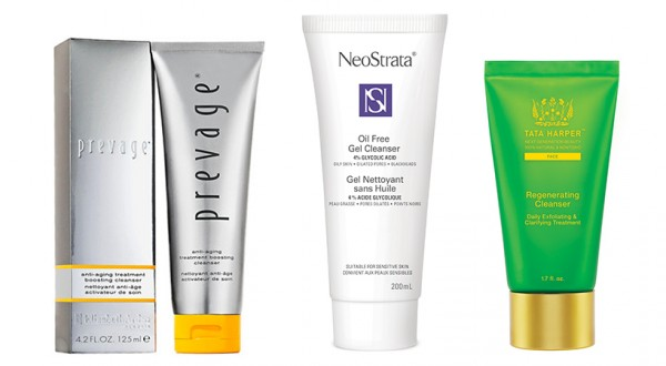 Anti-Aging Skincare cleansing products that won't cause breakouts