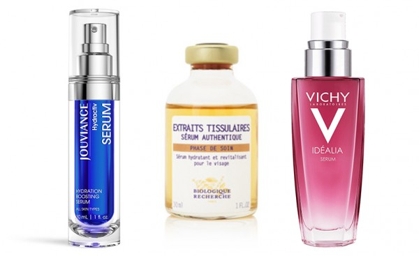 Anti-Aging Skincare serums that won't cause breakouts