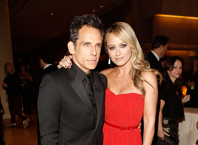 One of Hollywood's longest running couples Ben Stiller and Christine Taylor split and our hearts are broken; inline image.