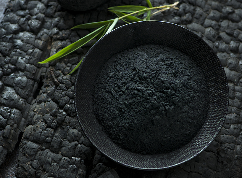 Charcoal health advantages and concerns: a new part in culinary world, activated bamboo colourless powder