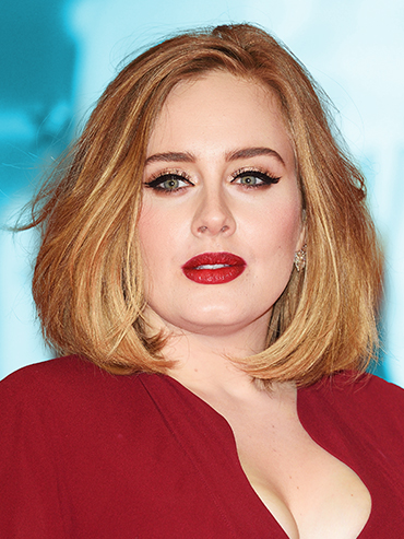 It's Adele's birthday, and we're celebrating her bomb hair, makeup and nails