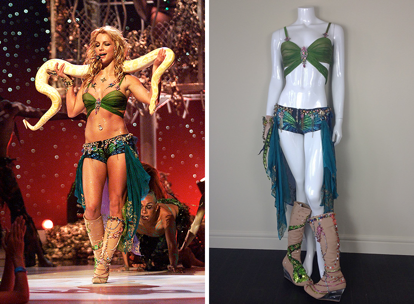 7 iconic Britney Spears costumes are for sale on eBay right now