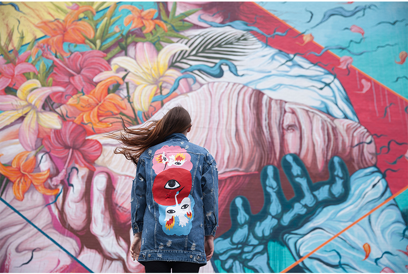 Our Localist correspondent checks out the art at Montreal's Mural Festival