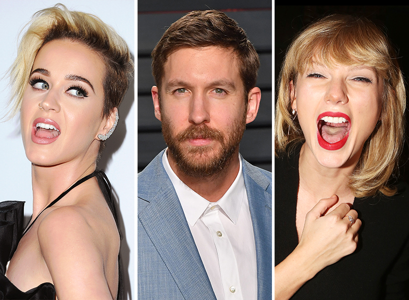 Katy Perry and Calvin Harris need to get over their drama with Taylor Swift