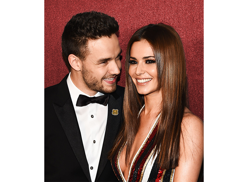 Liam Payne and partner Cheryl Cole have named their son Bear