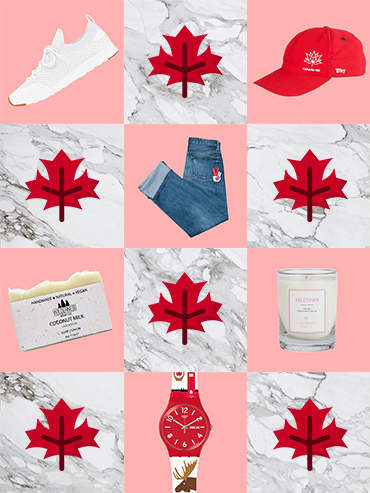 Canadian shopping: 150 picks to celebrate Canada 150!