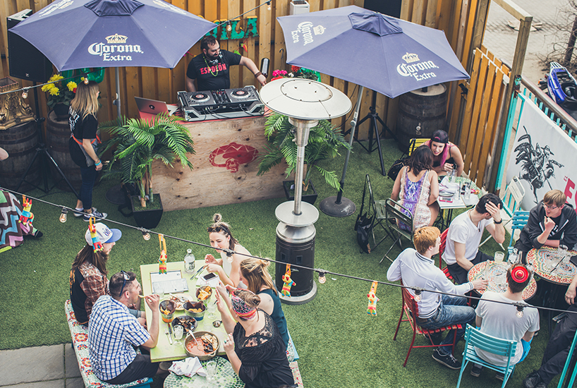 Edmonton's El Cortez is one of our picks for the Best Patios in Canada