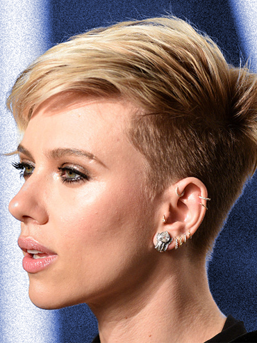 Scarlett Johansson shows off Maria Tash-approved new piercing trends
