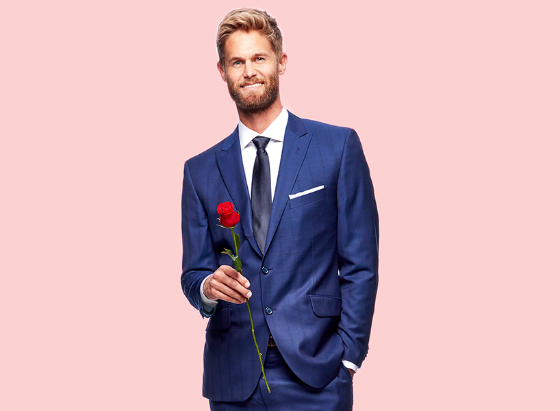 Meet the new Bachelor Canada Chris Leroux, the former professional baseball player