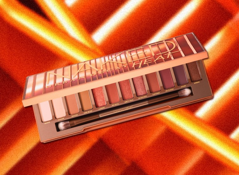 Naked Heat Review: The Newest Urban Decay Palette - FLARE