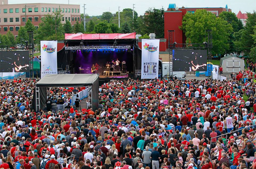 Moncton's Canada 150 celebrations is on our list for the Canada Day long weekend activities